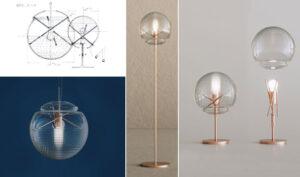VITRUVIO lampade di Atelier oi by Artemide
