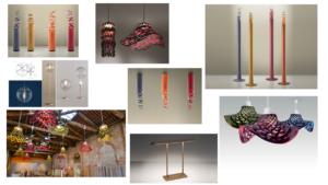 4 lampade creative di Atelier oi per Artemide