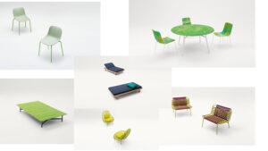 Novita' Paola Lenti Outdoor Design