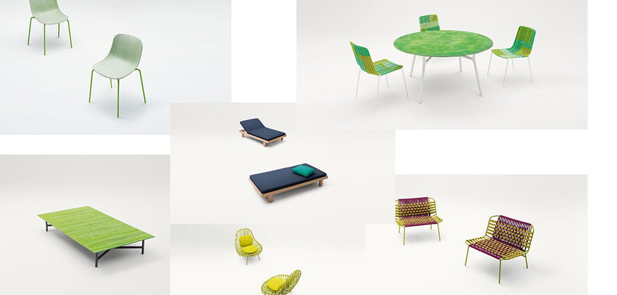 Novita' Paola Lenti Outdoor Design Collection Magazine