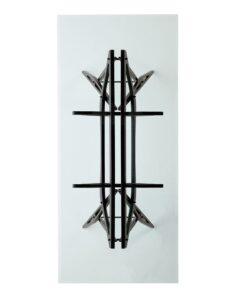 lo scheletro del tavolo su derivazione aeronatica