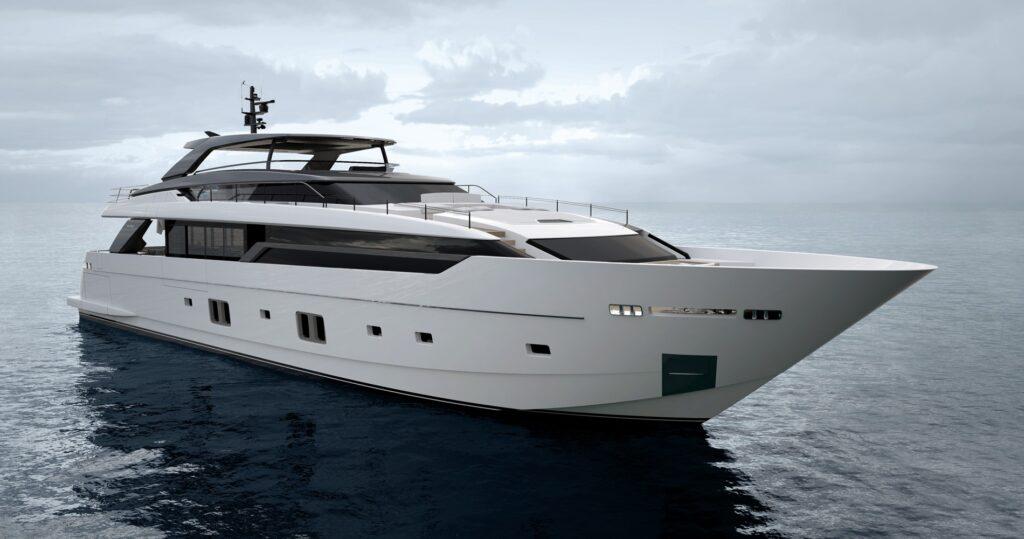 Sanlorenzo Yacht SL120 Asymmetric